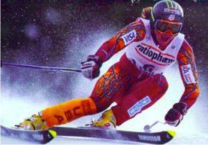 Ski with Eva T.