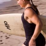 Eva T - Surfing