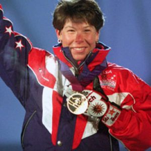 Diann Roffe - Olympic Gold and Silver Medalist, Alpine Skiing