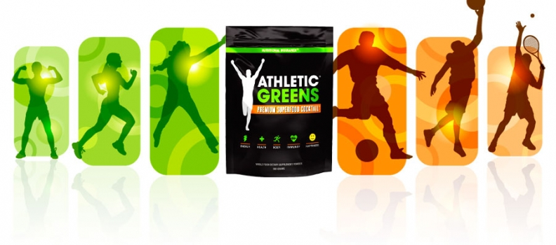 Athletic Greens – How I use them